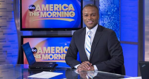Kendis Gibson Leaving ABC World News Now: Where Is He Going?
