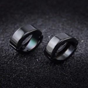 Stainless Steel Ear Clip Men Earring