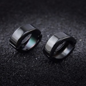 Stainless Steel Ear Clip Men Earring