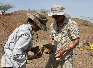 Discovery of the world's Oldest Stone Tools in Afrjca