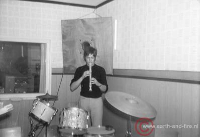 3 juli 1969 in Negram studio Heemstede. Producers Joop van Asten en Richard du Bois.