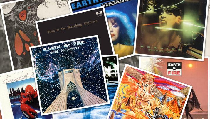Vanavond 90 minuten Earth and Fire bij Marmusic