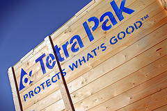 Tetra Pak Logo | Source: Tetra Pak on Flickr under CC BY-ND 2.0 Licence