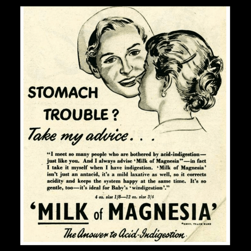 Image result for milk of magnesia