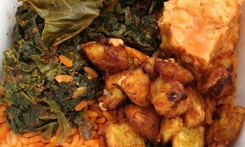 Vegan Nigerian Food