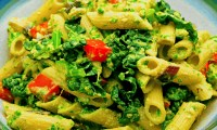 Vegan Pesto Pasta Recipe