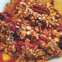 Low Fat Crumble Recipe