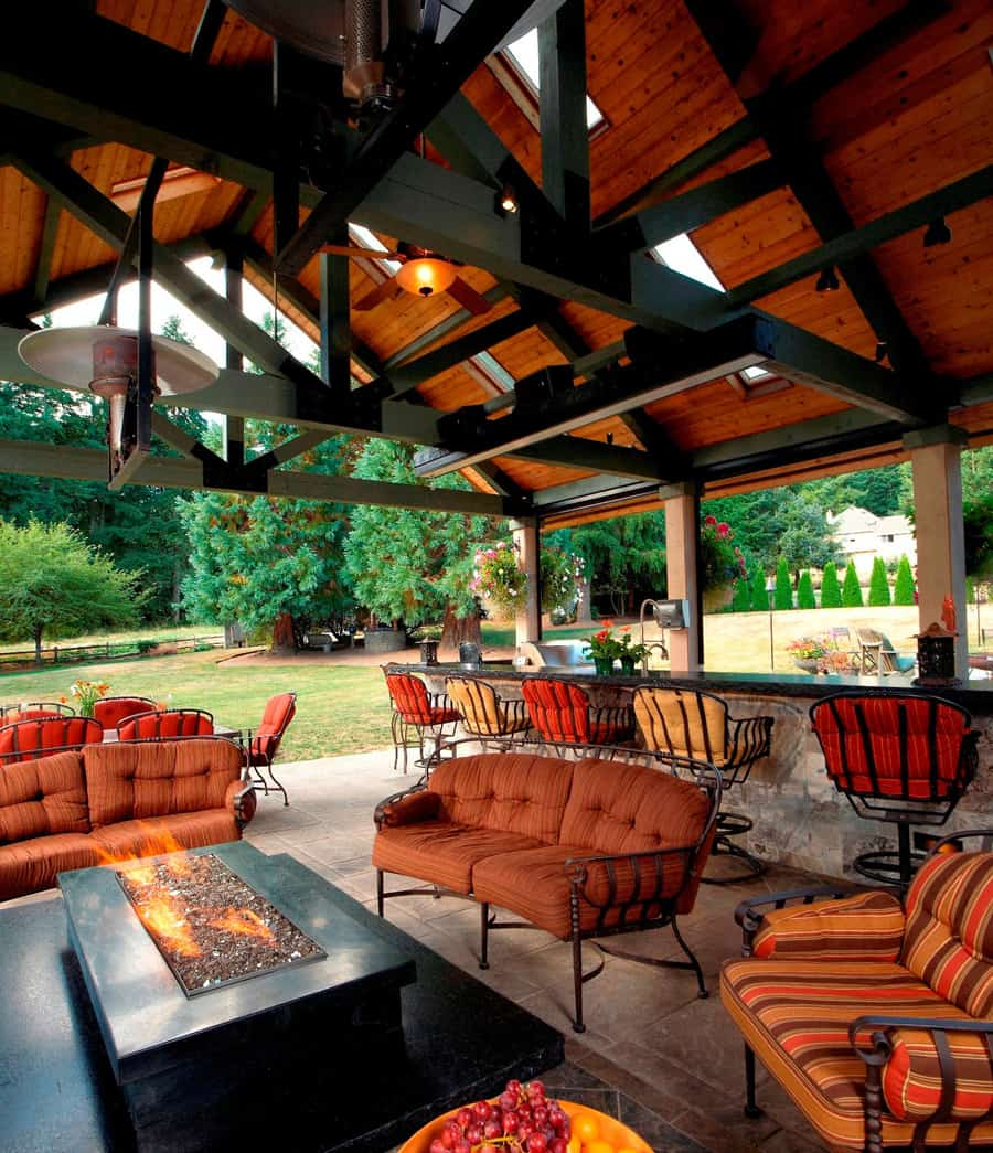 Outdoor Living Areas - Outdoor Space Ideas on Outdoor Living Patio id=70069