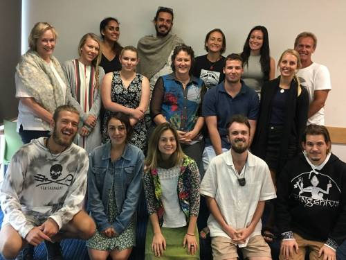 Wild Law Summer School 2016, held at Griffith University, Brisbane