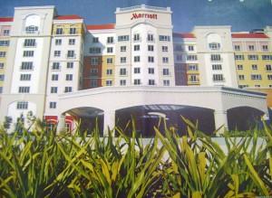Marriott Hotel Perspective