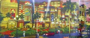 Entertainment City Perspective