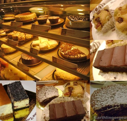 Coffee Bean & Tea Leaf Dessert Selections