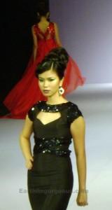 Nat Manilag Black Gown