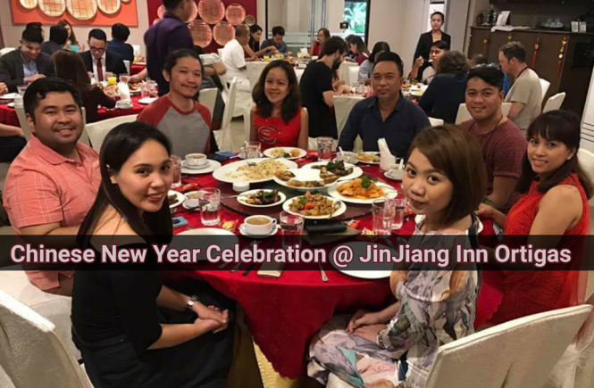 JinJiang Inn Ortigas Five Spice Chinese New Year Feast