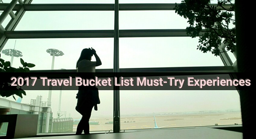 2017 Travel Bucketlist World Juanderer