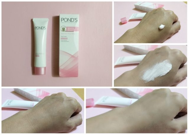 New Pond's White Beauty review