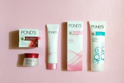 All New Pond's White Beauty review
