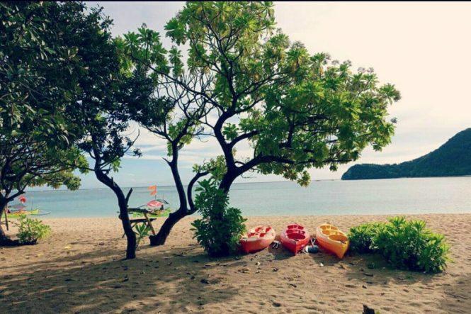 4th Partakan Festival at Anguib Beach Sta. Ana Cagayan Valley