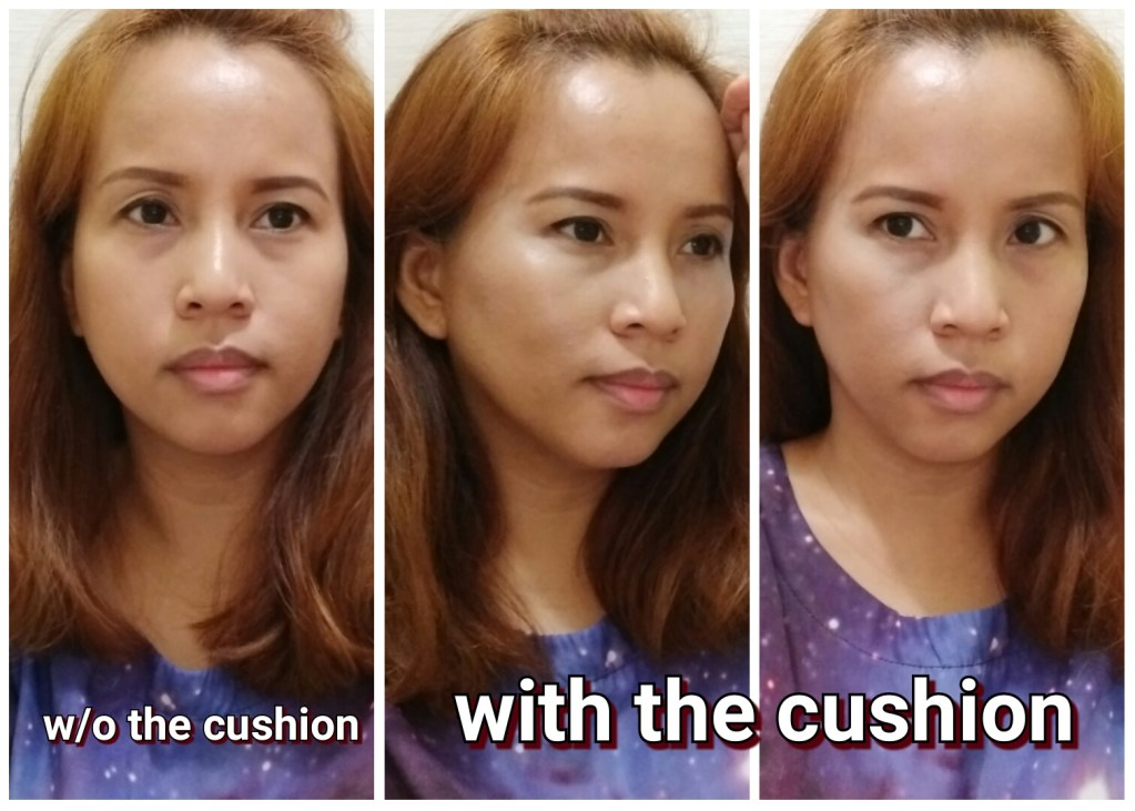 Cathy Doll Sculpting Highlight and Shading Cushion SPF50 PA+++
