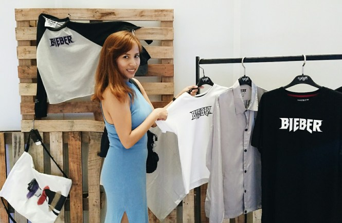 #OxygenxBeiber streetwear collection