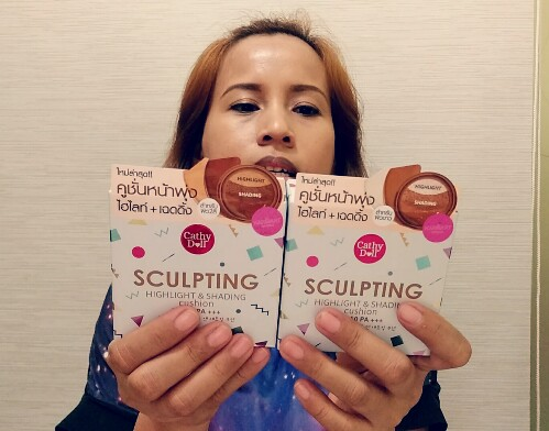 Cathy Doll Sculpting and Highlighting Cushion