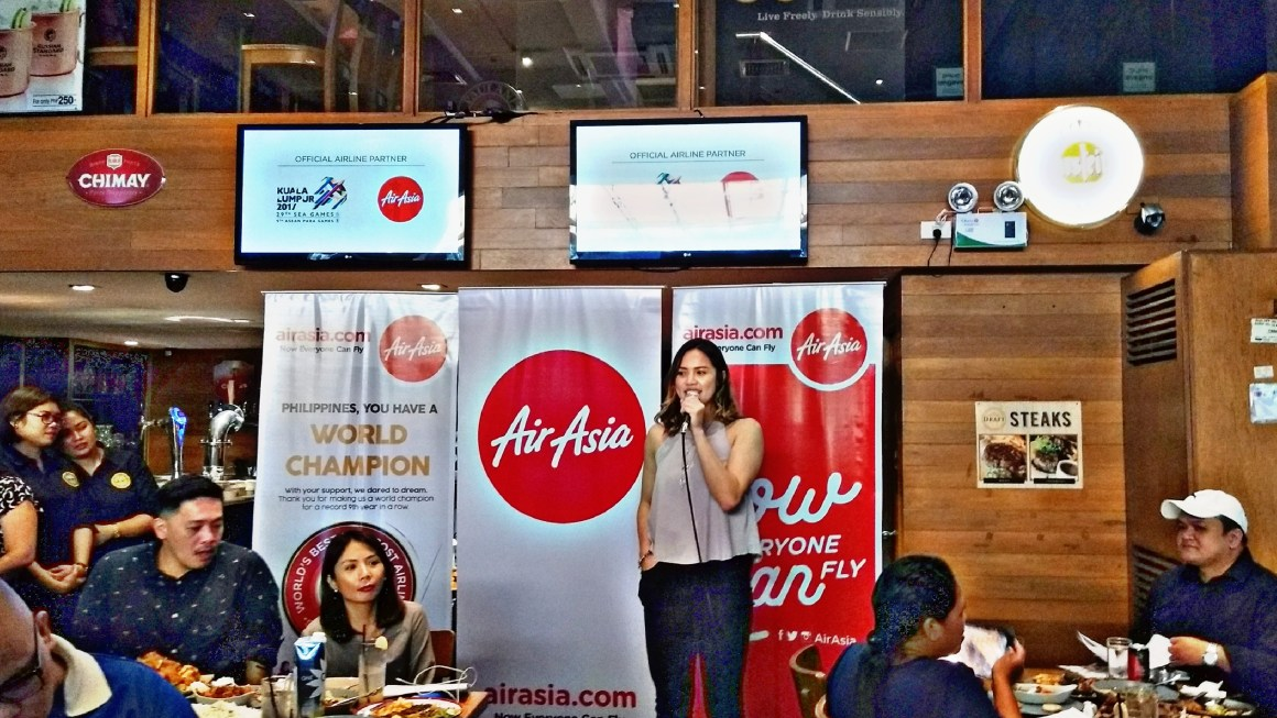 AirAsia #DaretoDream Campaign Boost Support to Filipino Athletes for the 2017 SEA Games