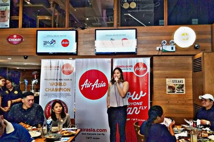 #DaretoDream airAsia