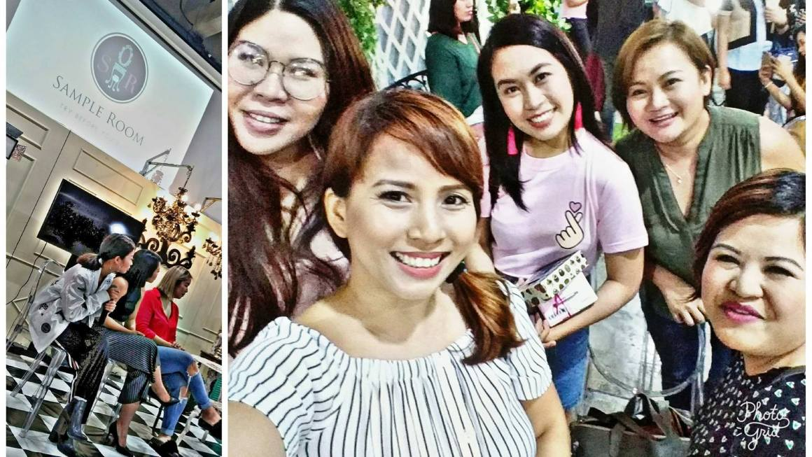 I Went to the Sampleroom Vlogging Workshop and This is What Happened …