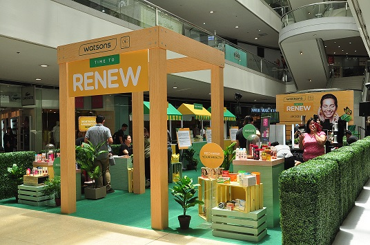 time to renew with watsons