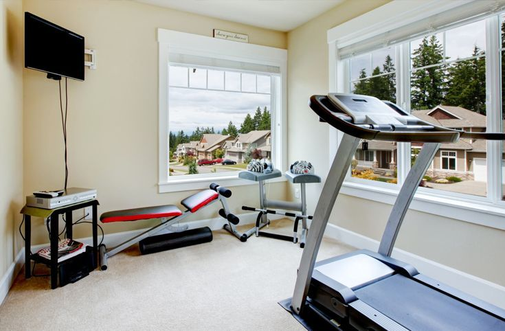 How to create the perfect home gym