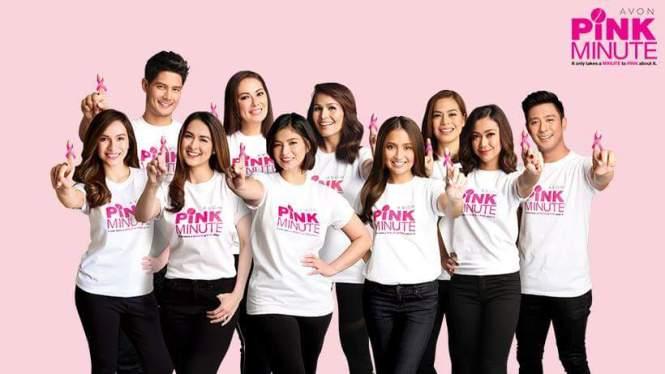 Avon Pink Minute