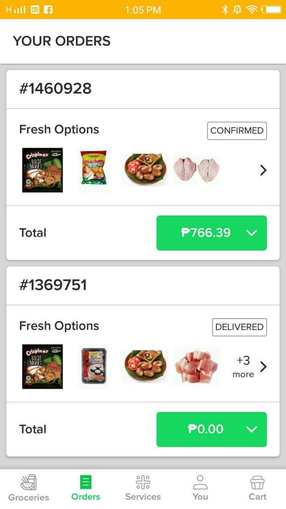 Honestbee review Philippines