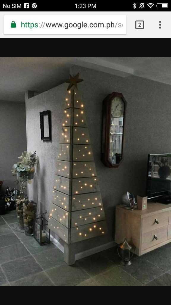 9 DIY CHristmas Tree Design for Small Spaces