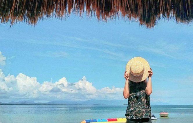 Cowrie Island Puerto Princesa Palawan