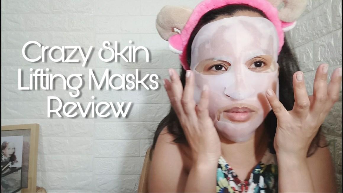 Crazy Skin Lifting Masks