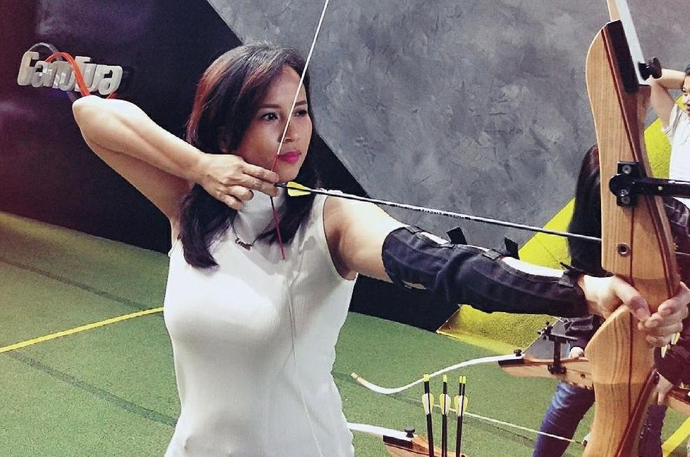 Better, Stronger,  Bolder Gandiva Archery Center Caters to Serious Archers in the Philippines