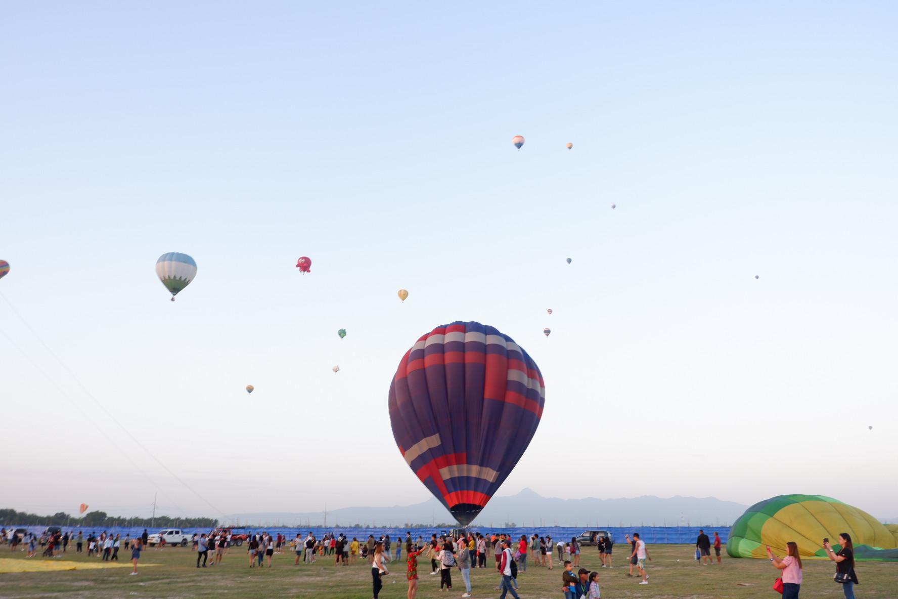 LubaoIMBF2018 Visit Pampangga
