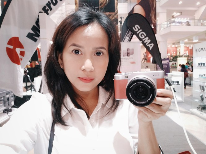Fujifilm X-A5 review Philippines