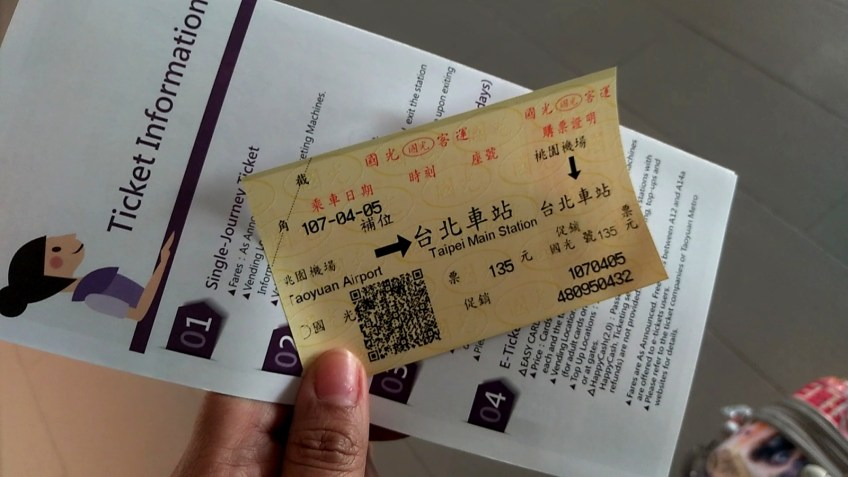 Travelling to Taiwan #EarthinTaiwan