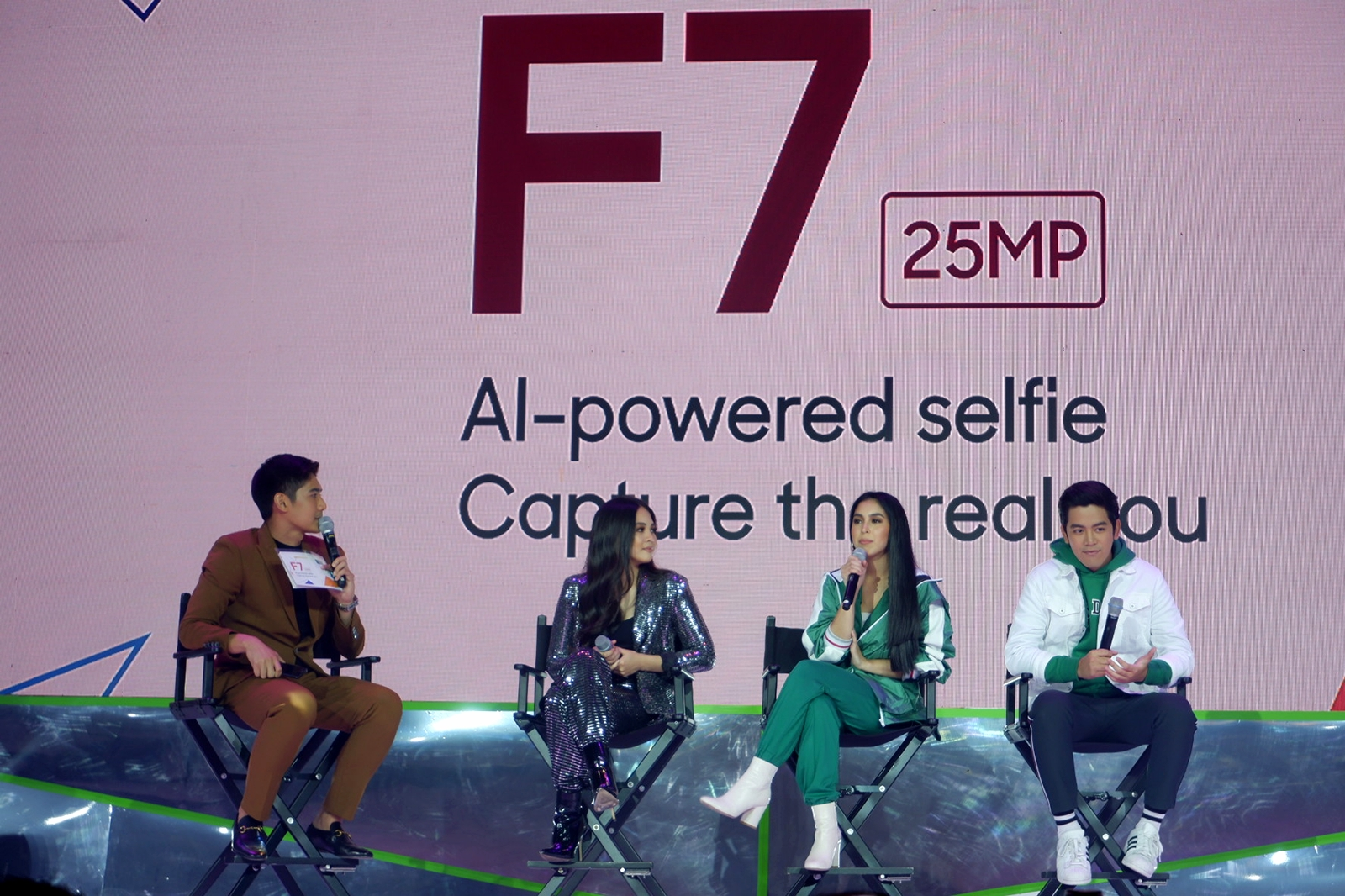 OPPO F7 review launch