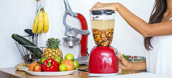 5 Ways to Choosing the Right Blender for Healthy Eating