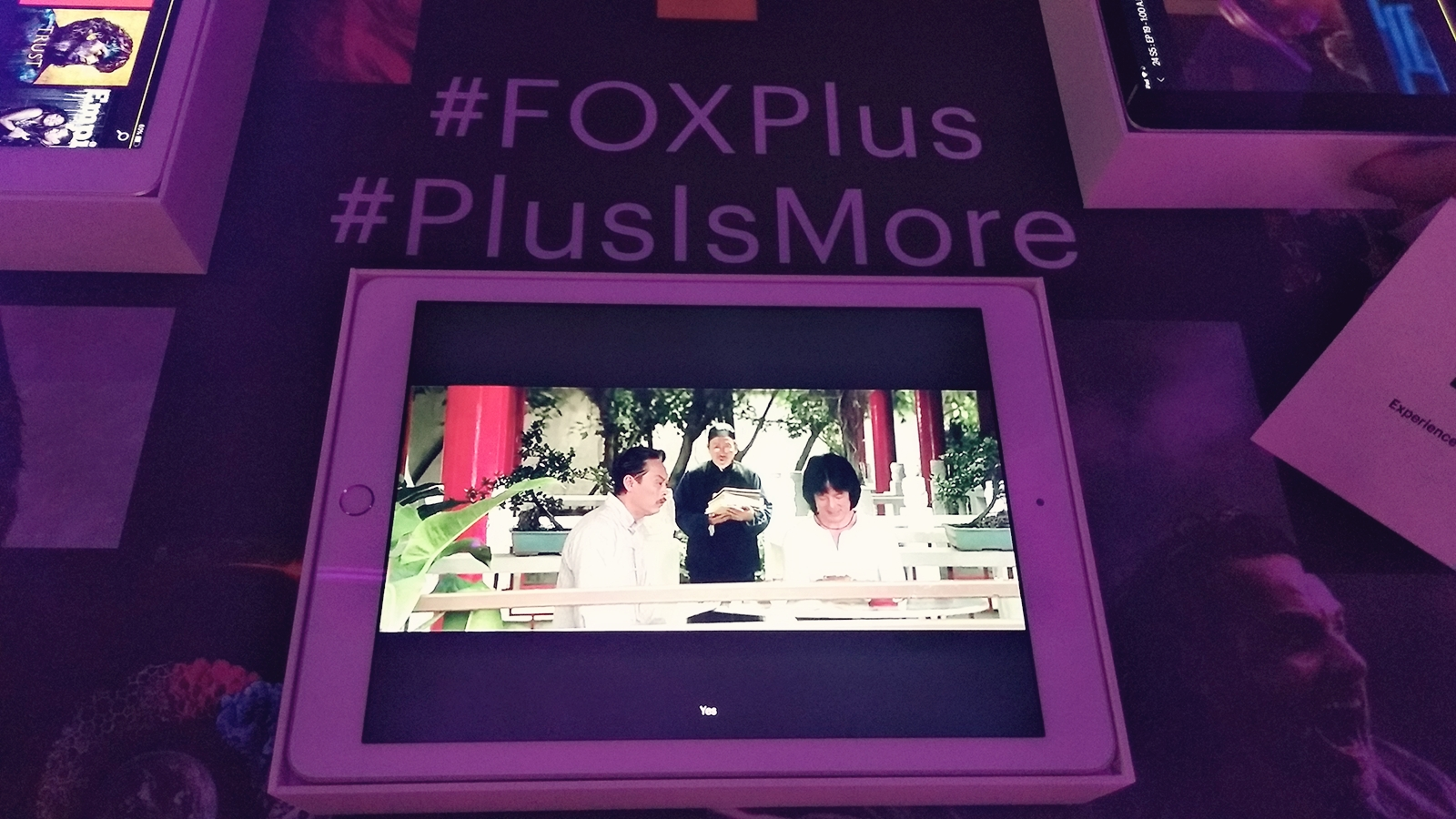 Fox+ Philippines review