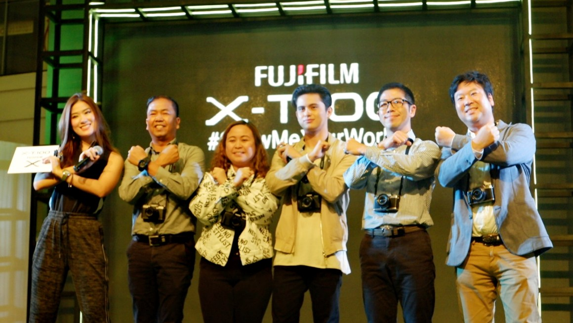3 Major Upgrades You Can Get  with the new Fuji X-T100