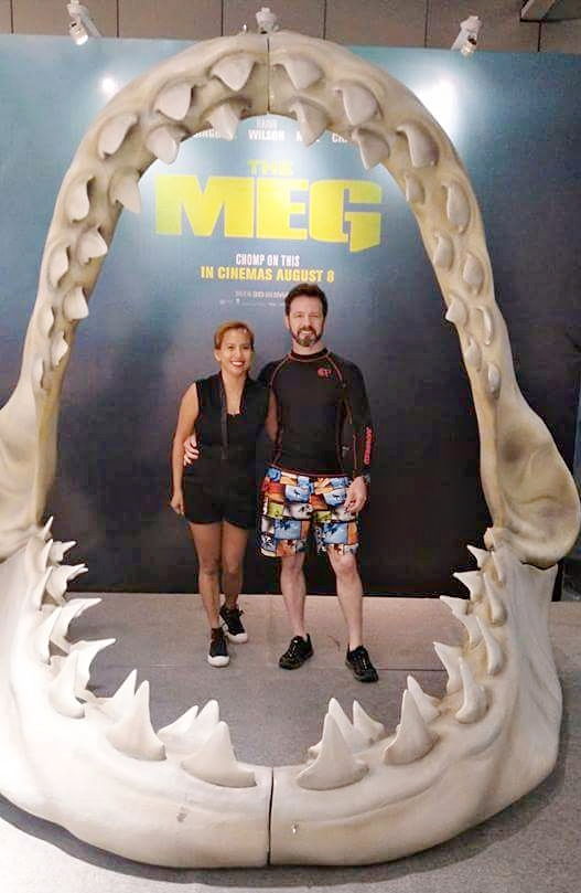 The Meg moview