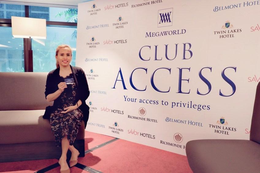 Ckub Access Card by Megaworld