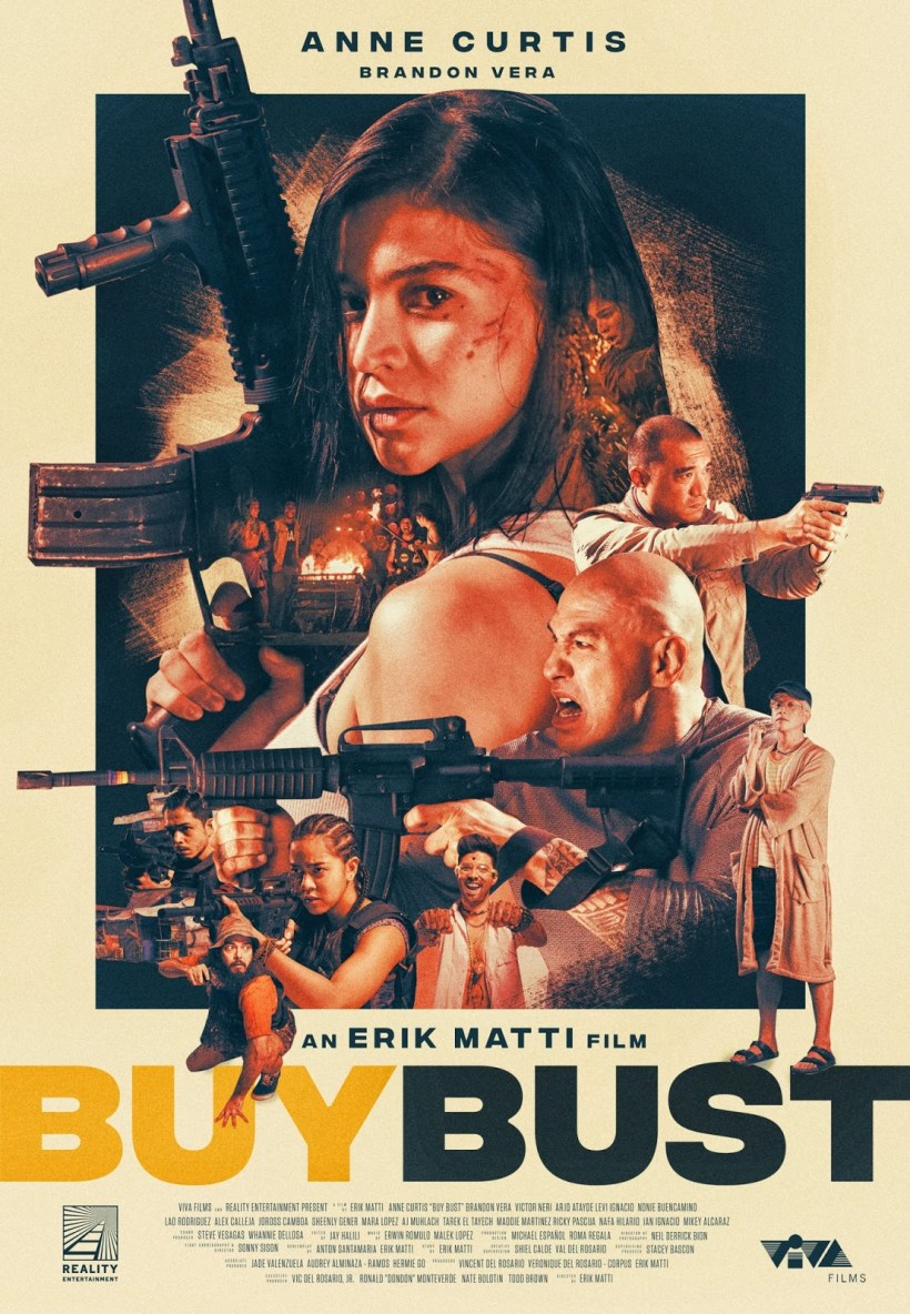 Buy Bust Movie Review
