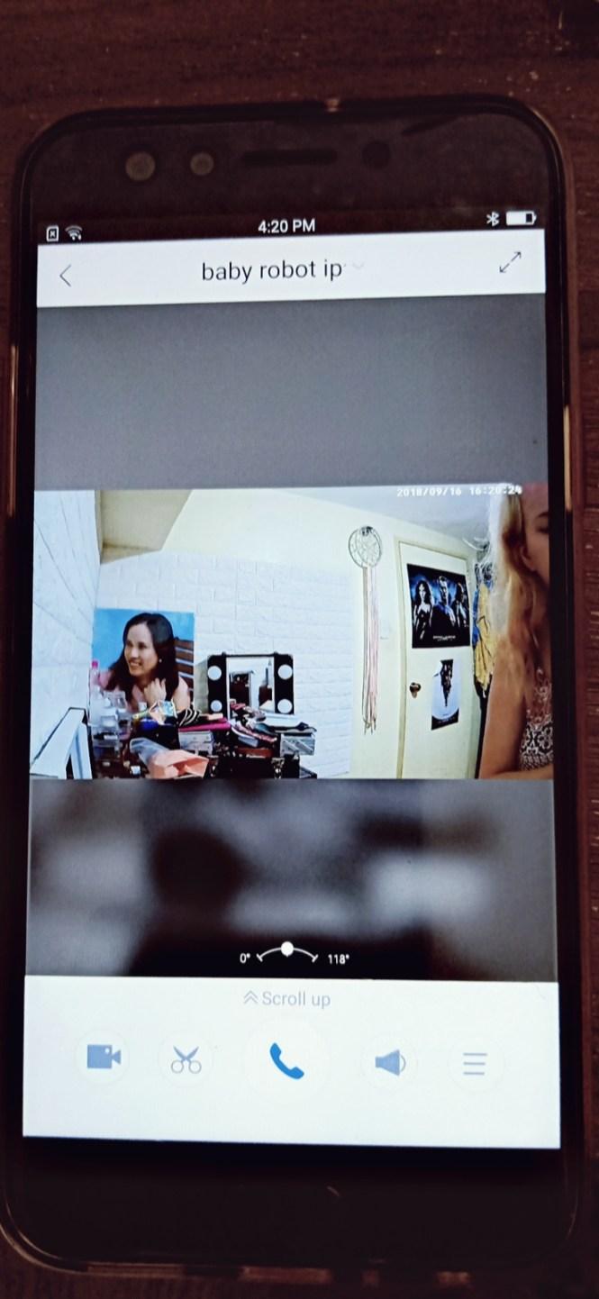 D706 360 Smart Camera review