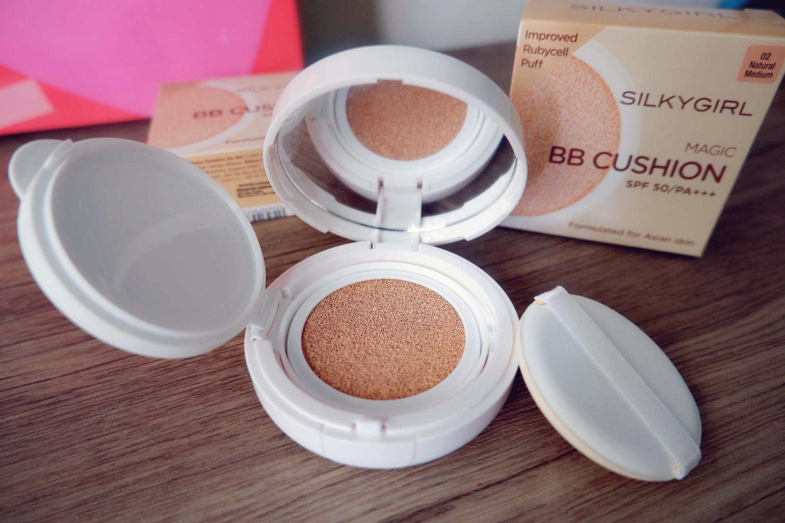 Silkygirl cosmetics