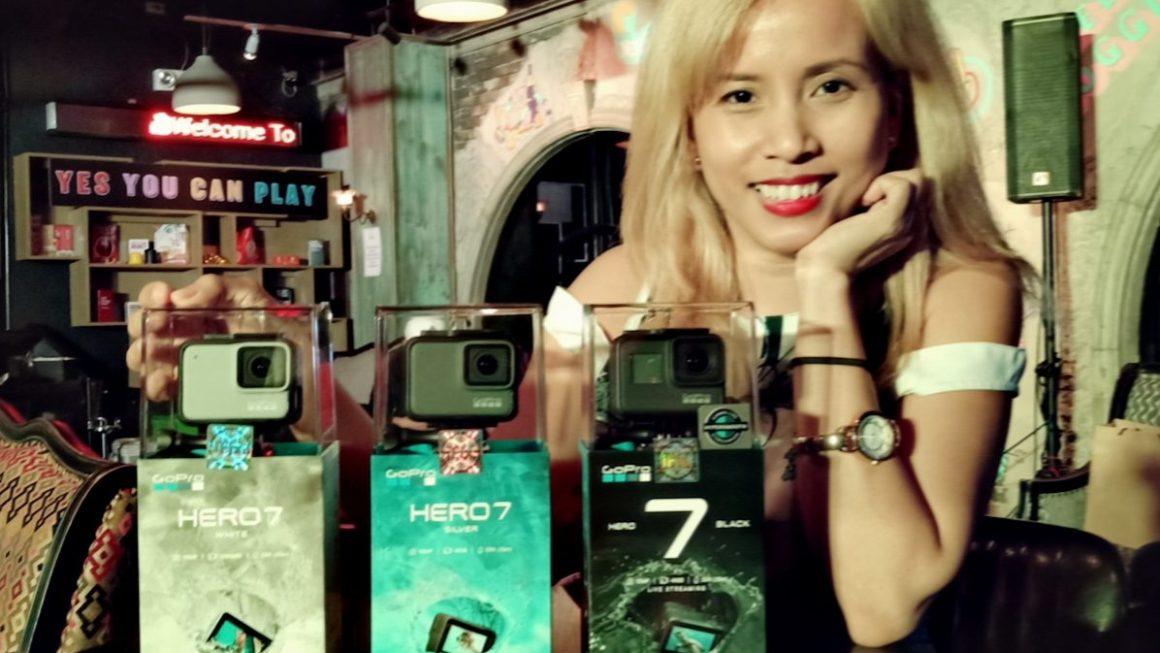 GoPro Hero7 million dollar challenge