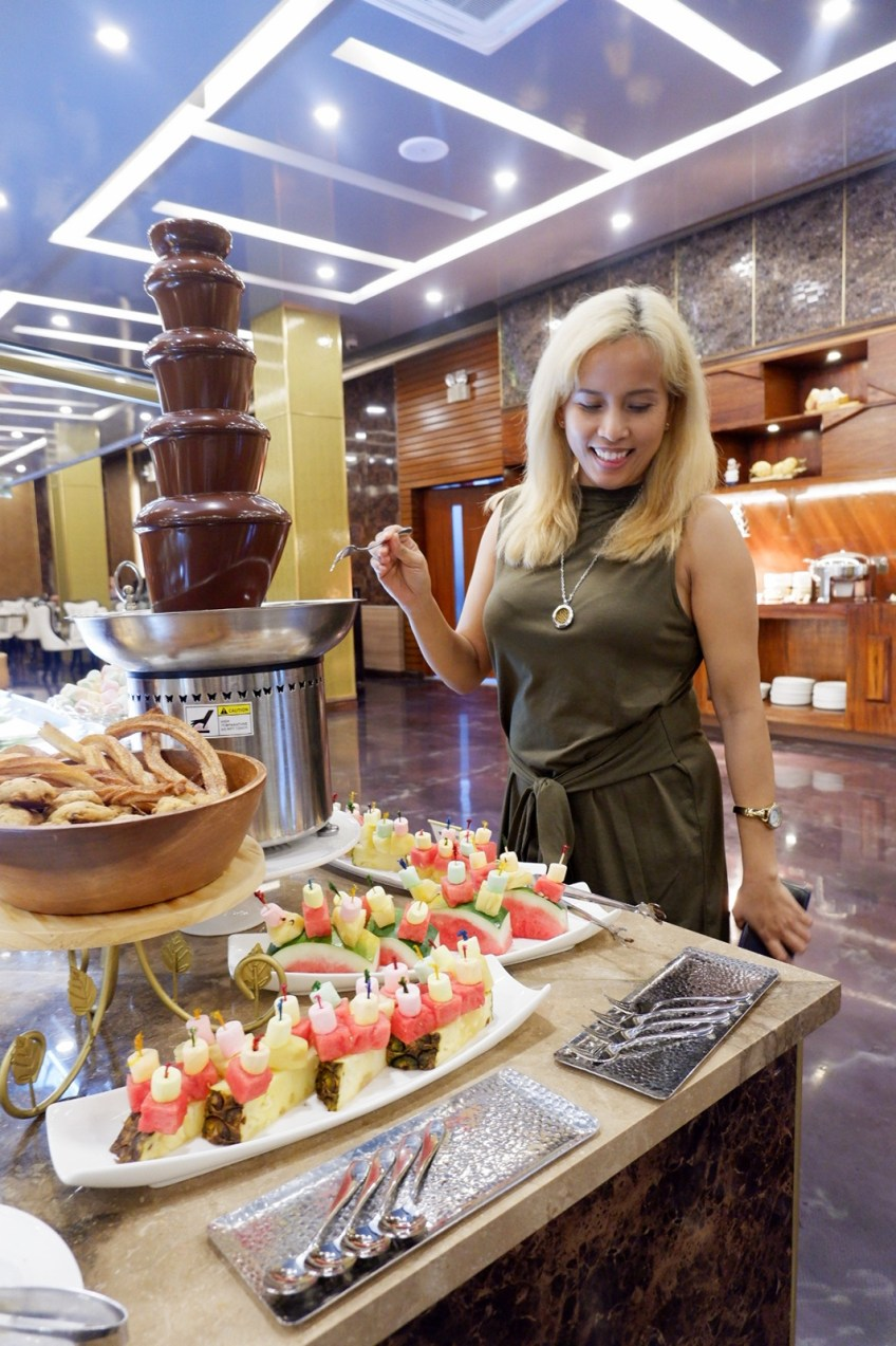 Chateaubriand Premium Steak Restaurant and Bar Unlimited Churassco buffet Review Philippines